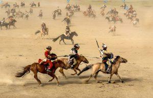 guerre a cavallo