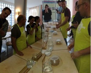 show cooking all'hotel San Salvador di Igea Bellaria